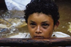 Omaira Sánchez agonizó 13 horas frente a las cámaras. Foto:vía Getty Images. Imagen Por: