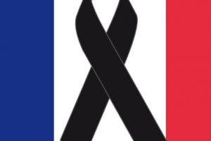 Se solidarizan con Francia por lo que está viviendo. Foto:vía Instagram. Imagen Por: