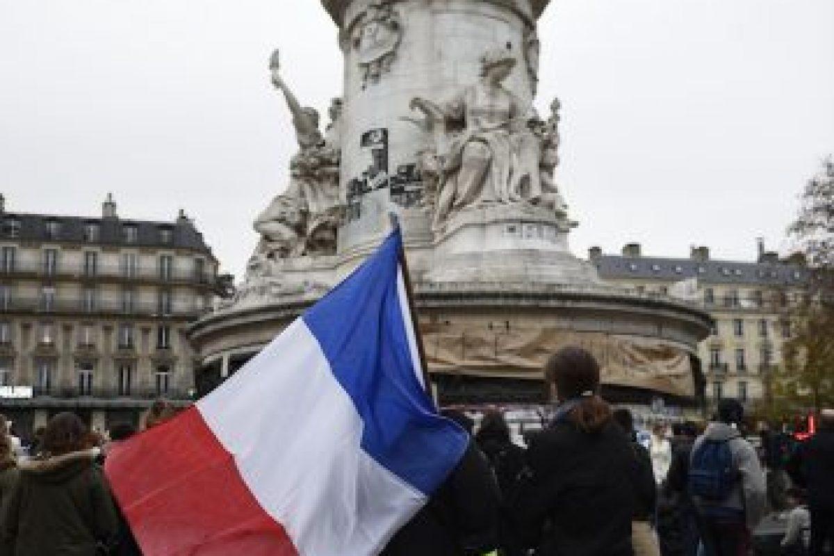 El Estado Islámico se atribuyó el atentado el día de hoy. Foto:AFP. Imagen Por: