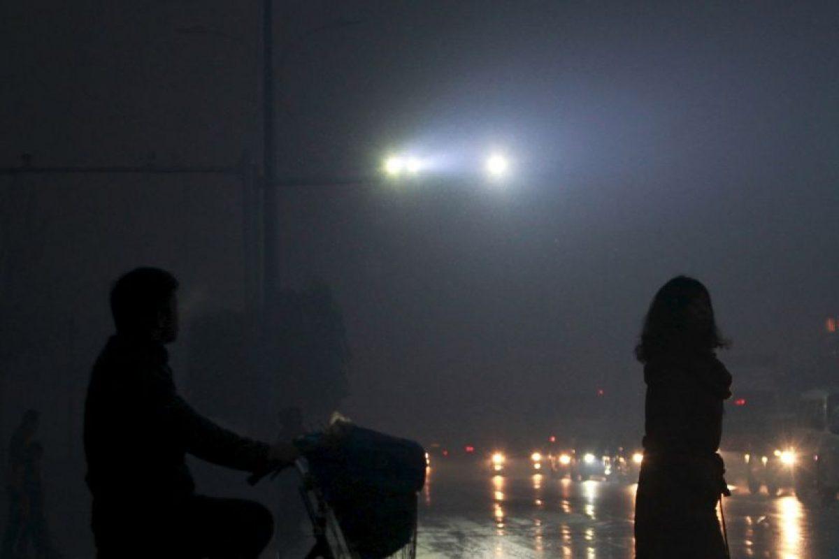 2. De acuerdo con la organización, la contaminación tiene múltiples efectos a la salud, tanto a corto como a largo plazo. Foto:AFP. Imagen Por: