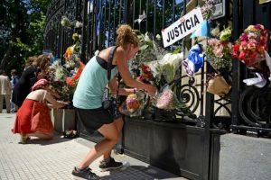 Argentina Foto:AFP. Imagen Por: