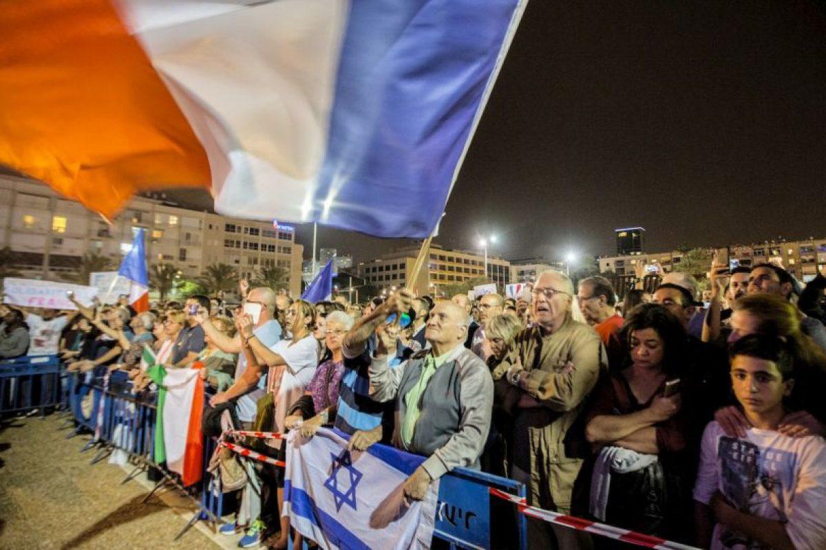 Israel Foto:AFP. Imagen Por: