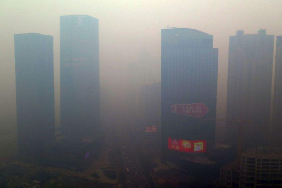 1. En 2013 la OMS confirmó que la contaminación causa cáncer. Foto:AFP. Imagen Por: