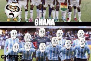 A final de cuentas, todo terminó en empate. Foto:Facebook. Imagen Por: