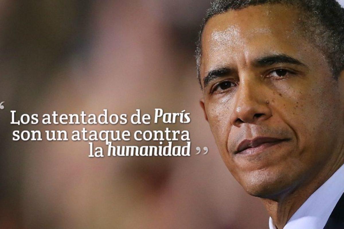 BARACK OBAMA, Presidente de los Estados Unidos. Foto:Getty Images. Imagen Por: