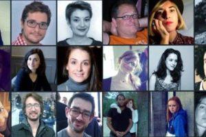 Aunque hay 129 muertos por los ataques, todavía no se sabe la suerte de muchas de las personas que estaban en el teatro Bataclan. Foto:vía Twitter. Imagen Por: