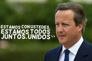 DAVID CAMERON, Primer Ministro del Reino Unido. Foto:Getty Images. Imagen Por:
