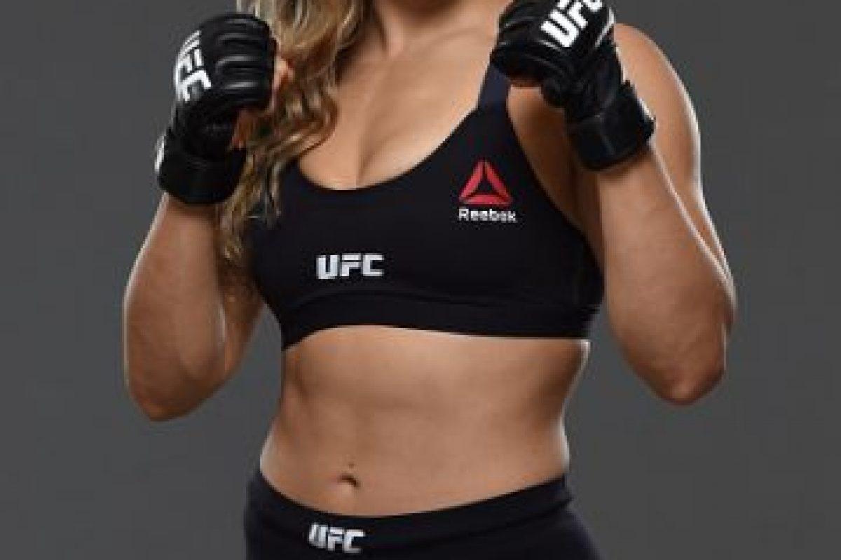 Con 28 años, Ronda Rousey es la campeona de Peso Gallo de Mujeres de la UFC. Foto:Getty Images. Imagen Por:
