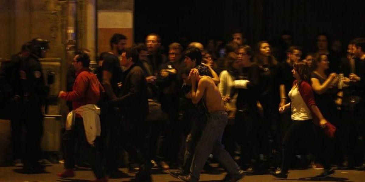 La pesadilla que vivió chileno que fue tomado como rehén en Paris