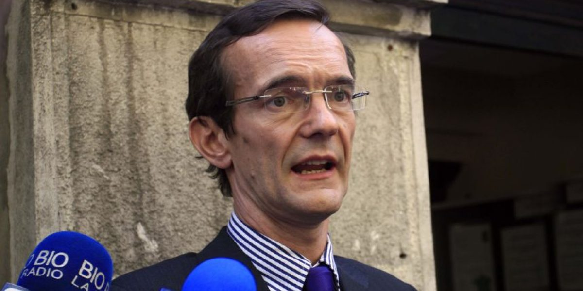Embajador de Francia en Chile ruega para que termine
