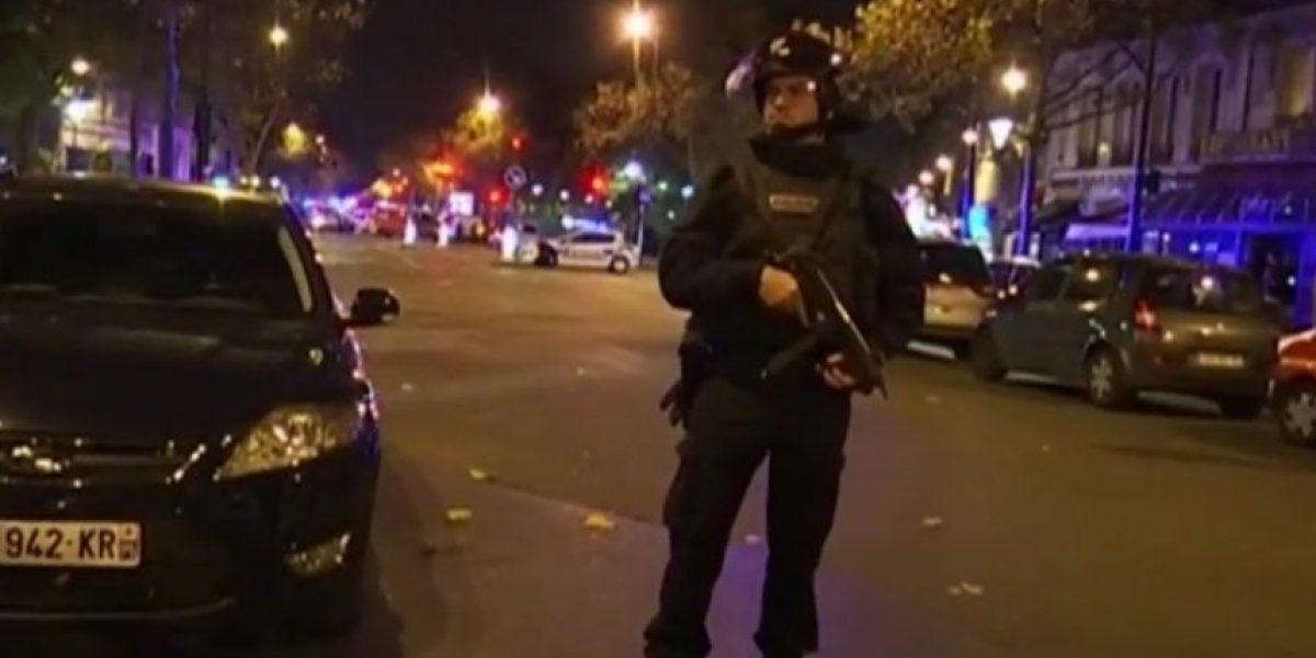 Ataques en París: la tranquilidad en las calles dio paso al terror