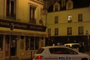 Foto:Reproducción / TV Francesa. Imagen Por: