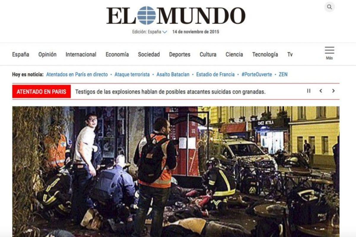 El Mundo Foto:Image CreditReproducción. Imagen Por: