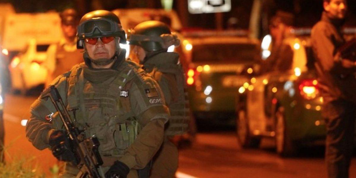 Autoridades aumentan nivel de seguridad en embajada de Francia en Chile