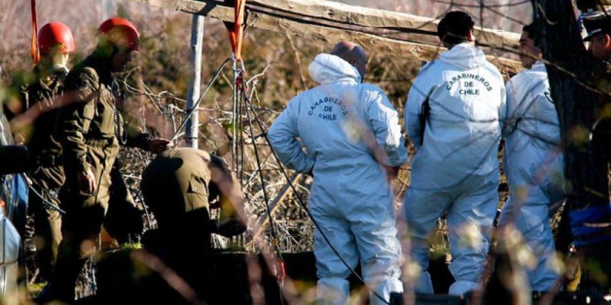 Conmoción en Linares: joven madre y su hijo de 8 años mueren al caer a canal