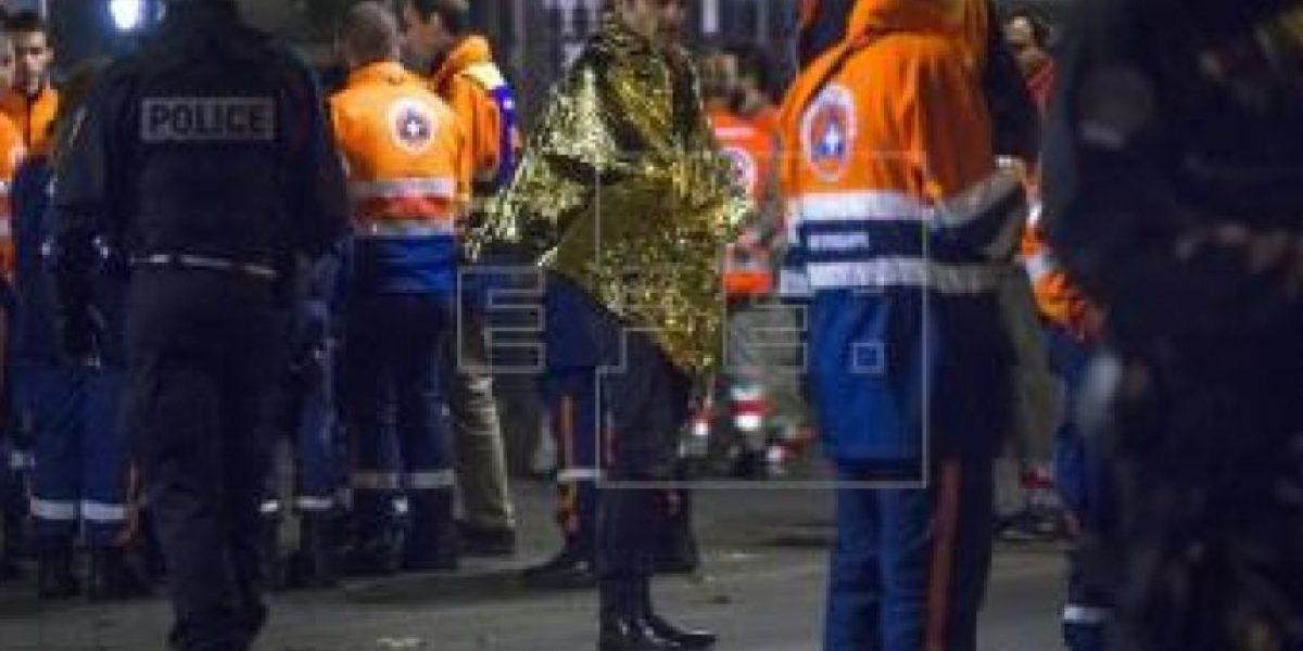 Un delincuente francés fue identificado como uno de los terroristas