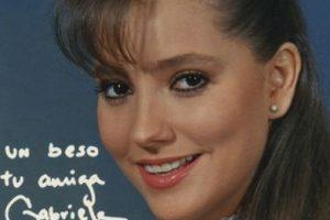 """Es mejor recordada por su personaje de la maestra """"Jimena"""" en la telenovela mexicana """"Carrusel"""". Foto:www.gabyrivero.com. Imagen Por:"""