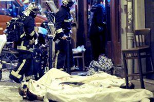 Hasta el momento el número de muertos asciende a 129. Foto:AP. Imagen Por: