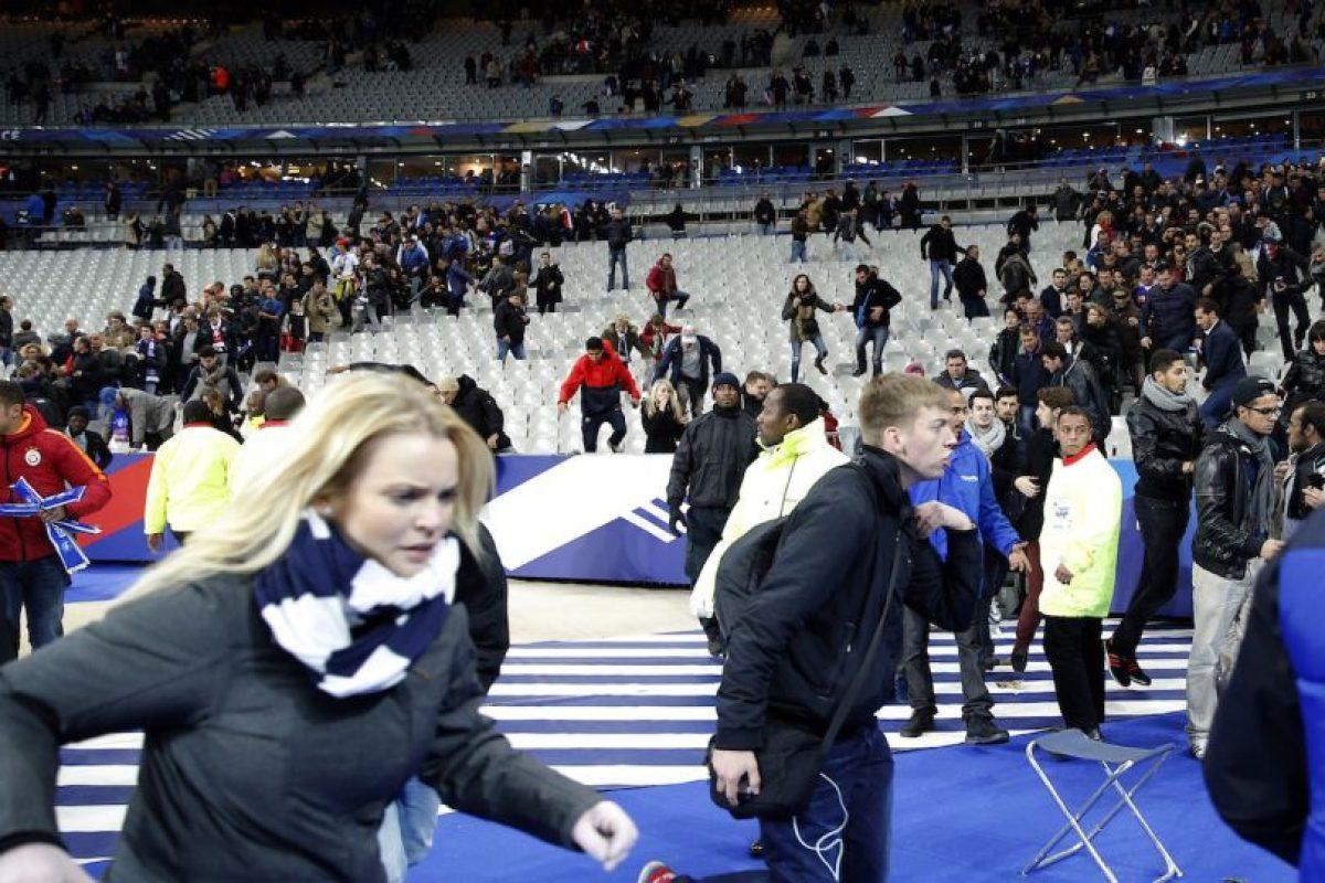 Así se vivieron los atentados terroristas en Francia Foto:AP. Imagen Por: