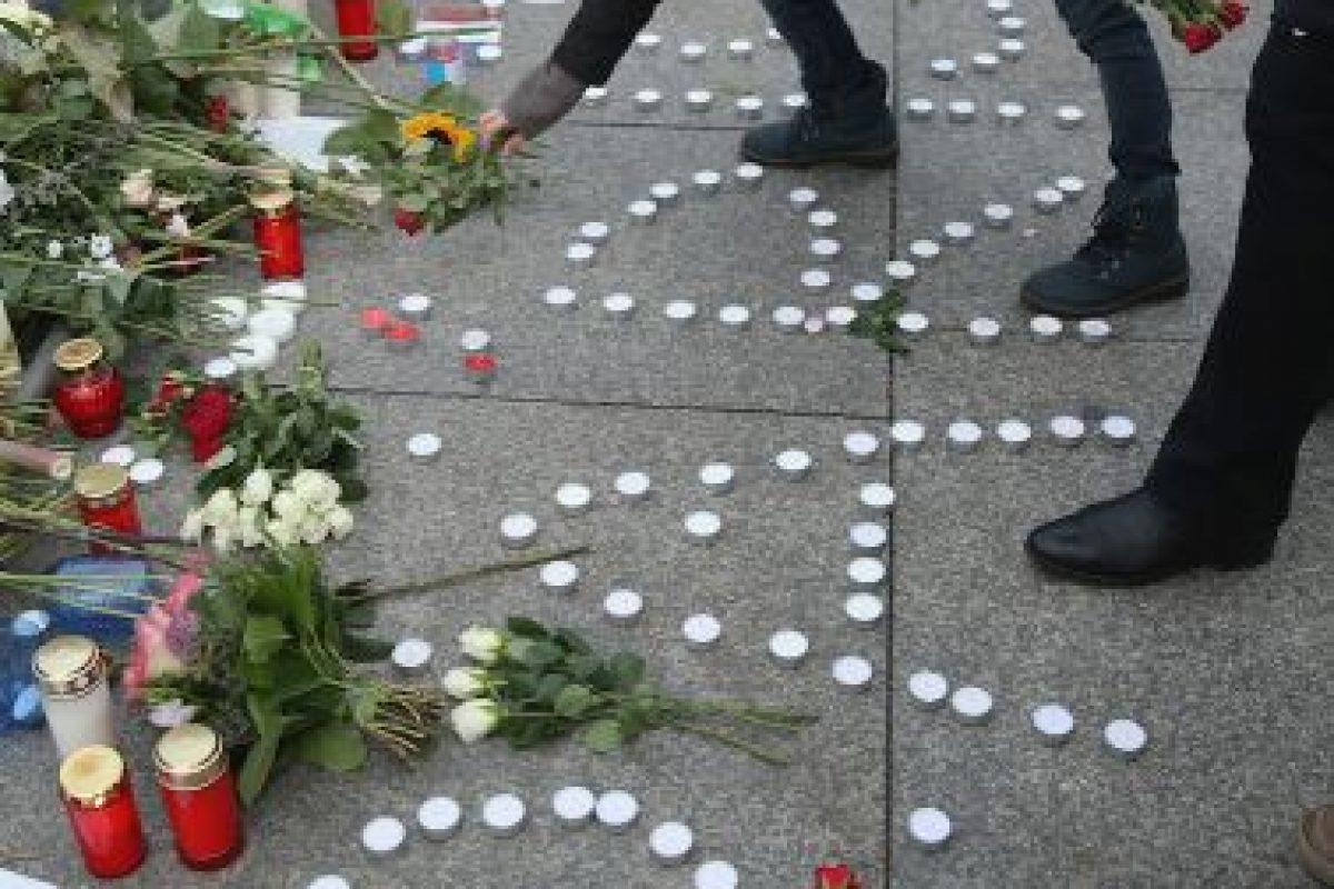 Así se vivieron los atentados terroristas en Francia Foto:Getty Images. Imagen Por: