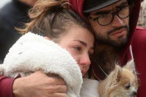 Además, se estima que hay 300 personas heridas. Foto:Getty Images. Imagen Por: