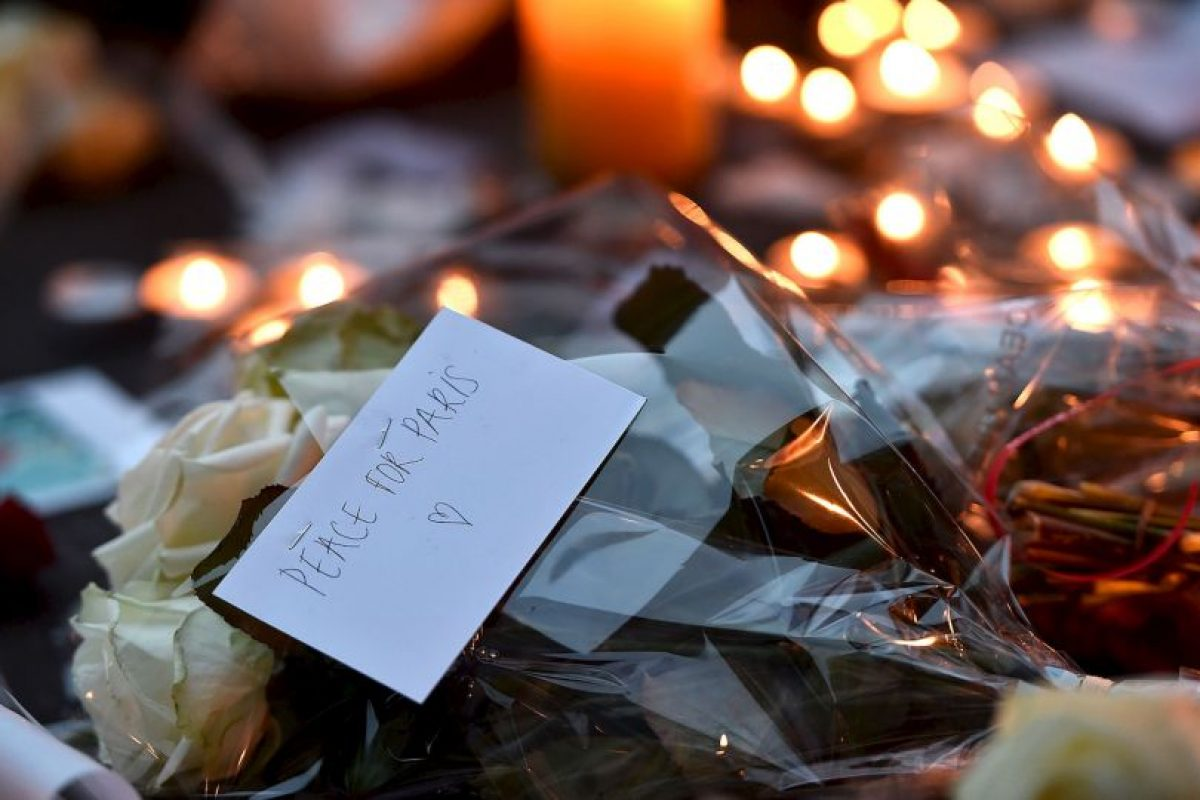 """""""Paz en París"""". Foto:Getty Images. Imagen Por:"""