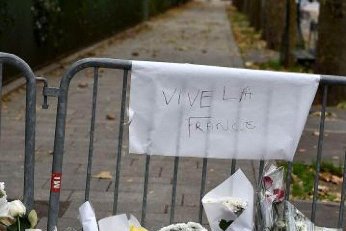 """""""Viva Francia"""". Foto:Getty Images. Imagen Por:"""