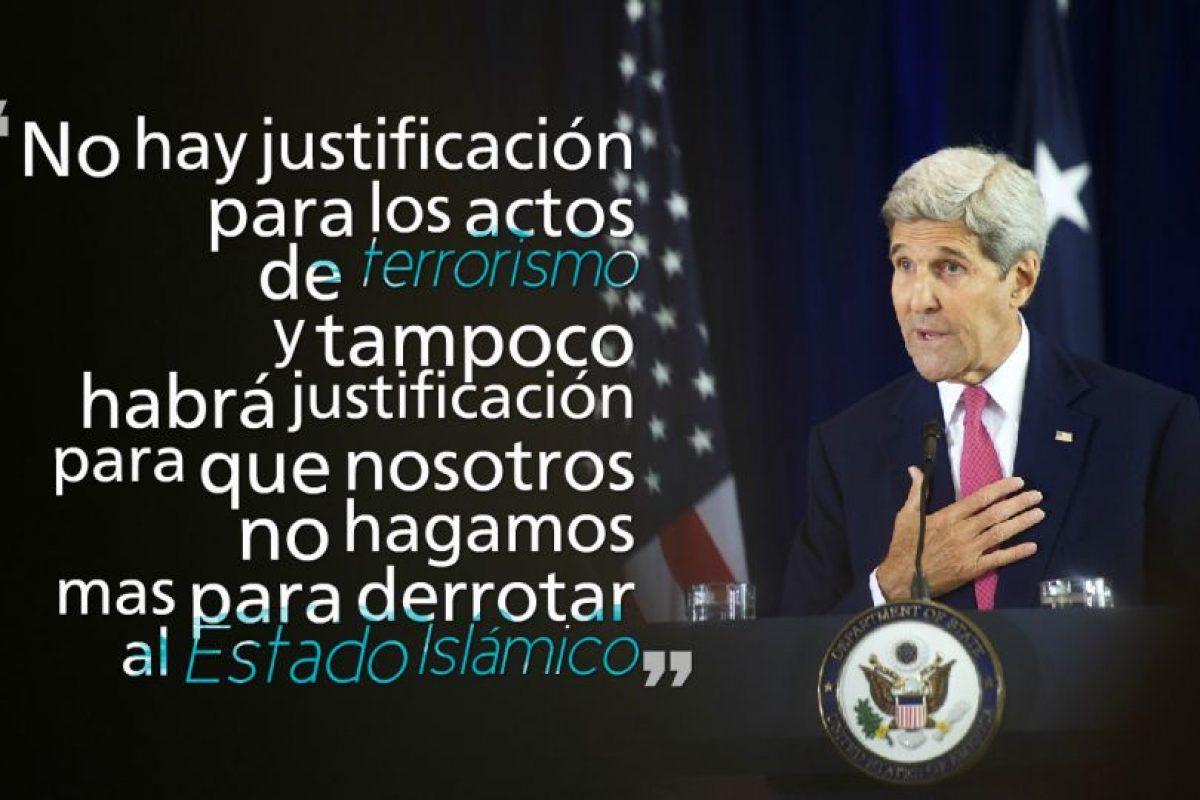 JOHN KERRY, Secretario de Estado de los Estados Unidos. Foto:Getty Images. Imagen Por: