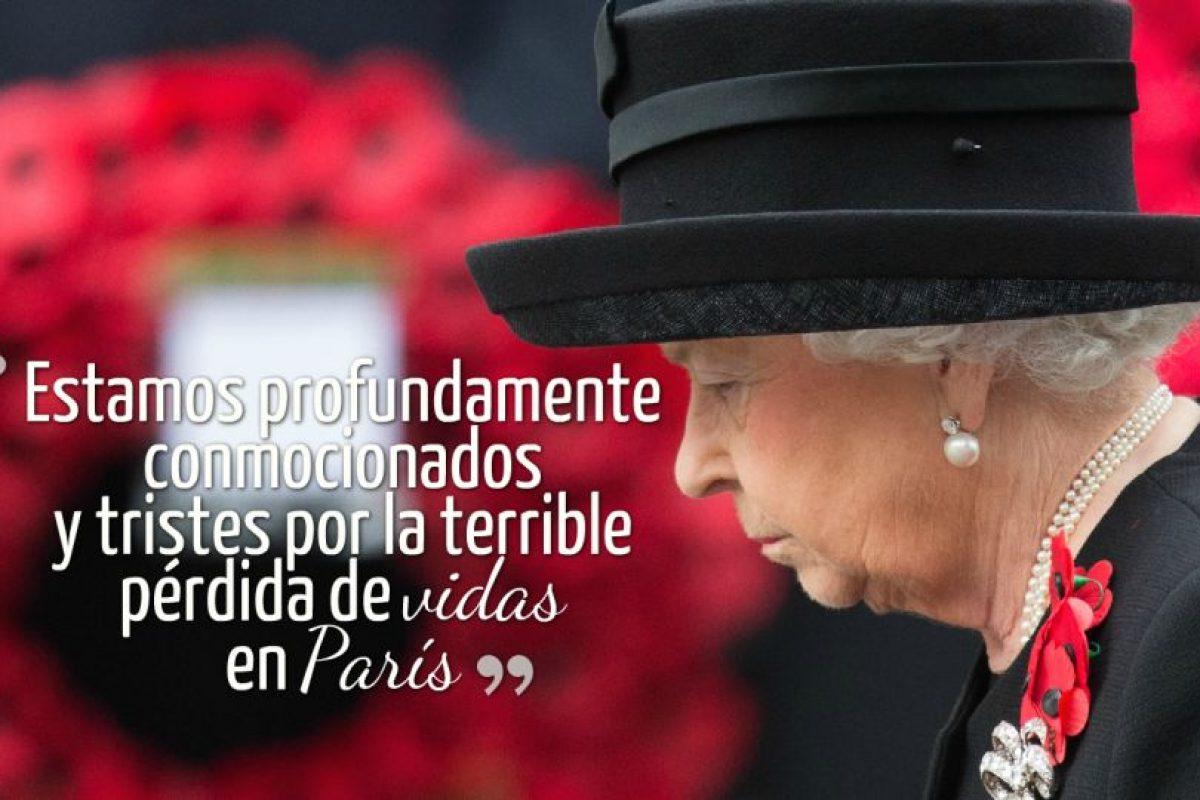 REINA ISABEL DEL REINO UNIDO Foto:Getty Images. Imagen Por: