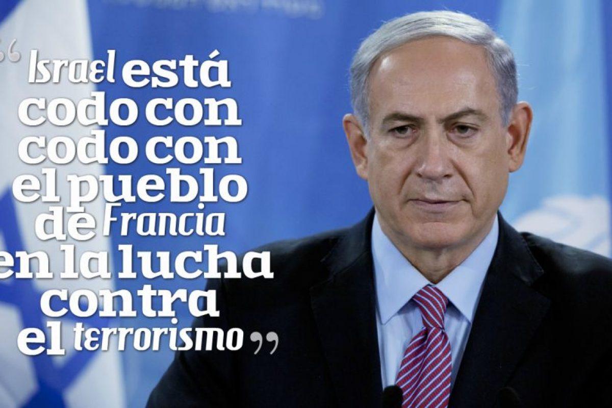 BENJAMÍN NETANYAHU, Primer Ministro de Israel. Foto:Getty Images. Imagen Por: