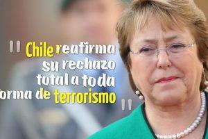 MICHELE BACHELET, Presidenta de Chile. Foto:Getty Images. Imagen Por: