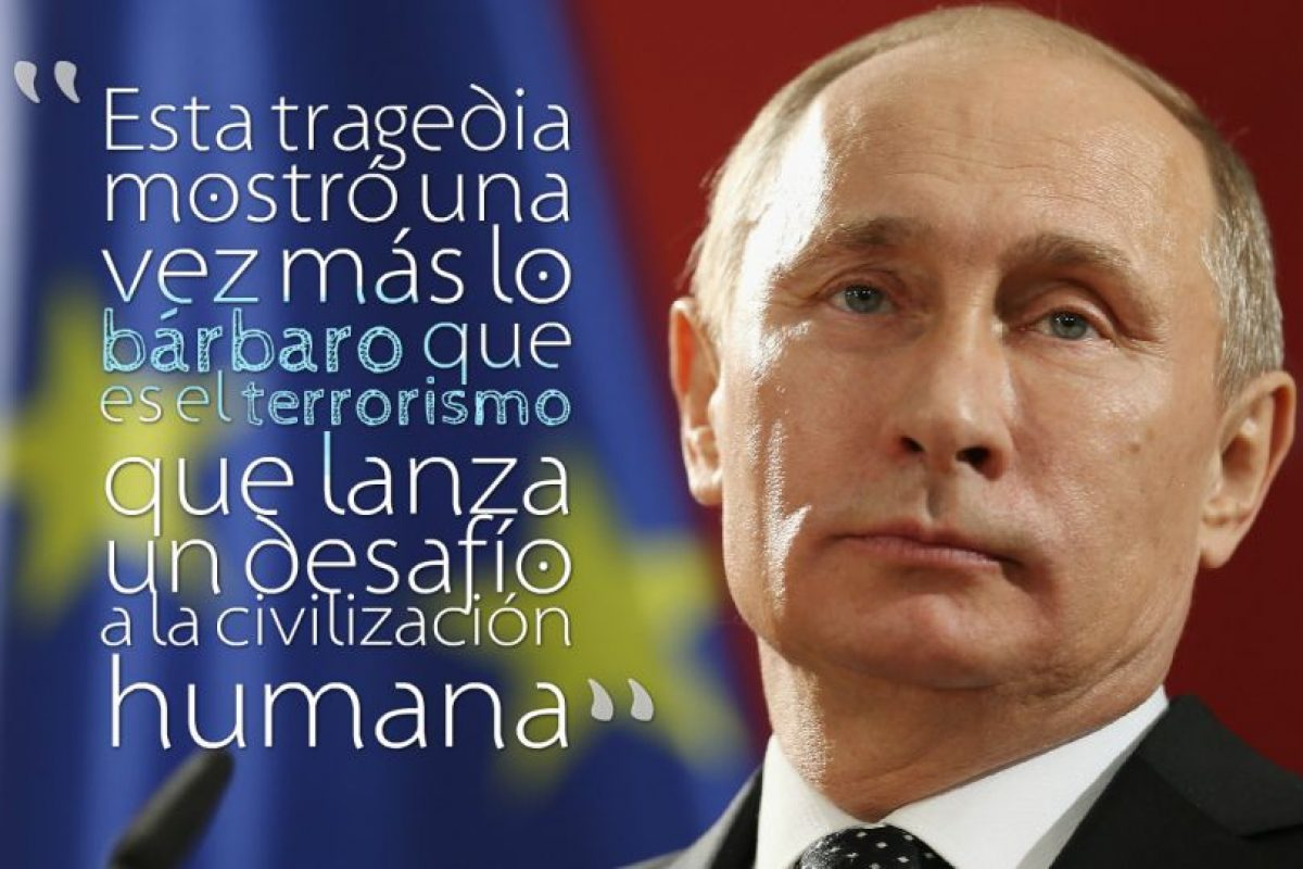 VLADIMIR PUTIN, Presidente de Rusia. Foto:Getty Images. Imagen Por: