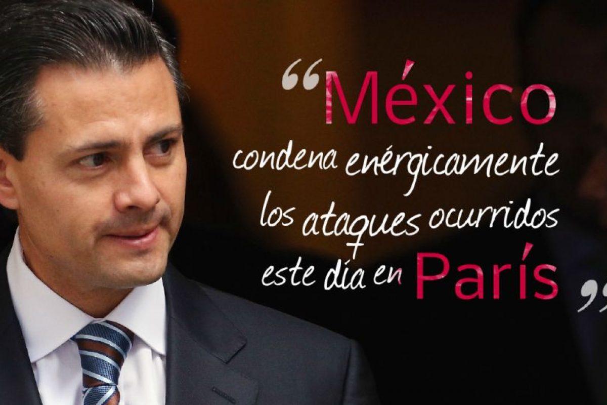 ENRIQUE PEÑA NIETO, Presidente de México. Foto:Getty Images. Imagen Por: