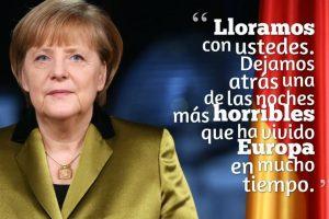 ANGELA MERKEL, Jefa del Gobierno de Alemania. Foto:Getty Images. Imagen Por: