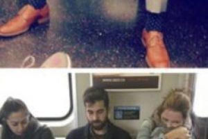 """Poco después, la federación de transporte de Nueva York anunció una campaña de sensibilización contra el manspreading (lanzada en enero de 2015) y el New York Times se hizo eco del movimiento con el titular """"Hombre, cierra tus piernas"""".. Imagen Por:"""