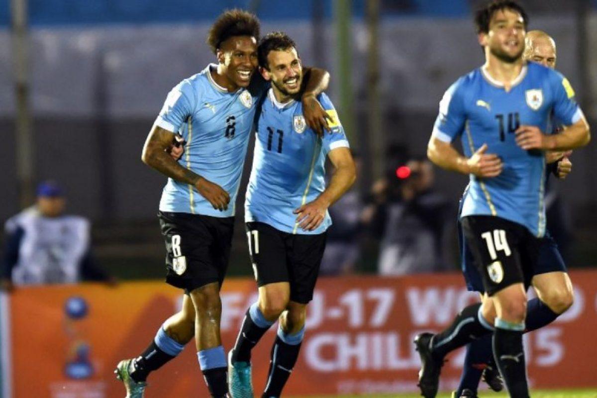 3. Uruguay Foto:Getty Images. Imagen Por: