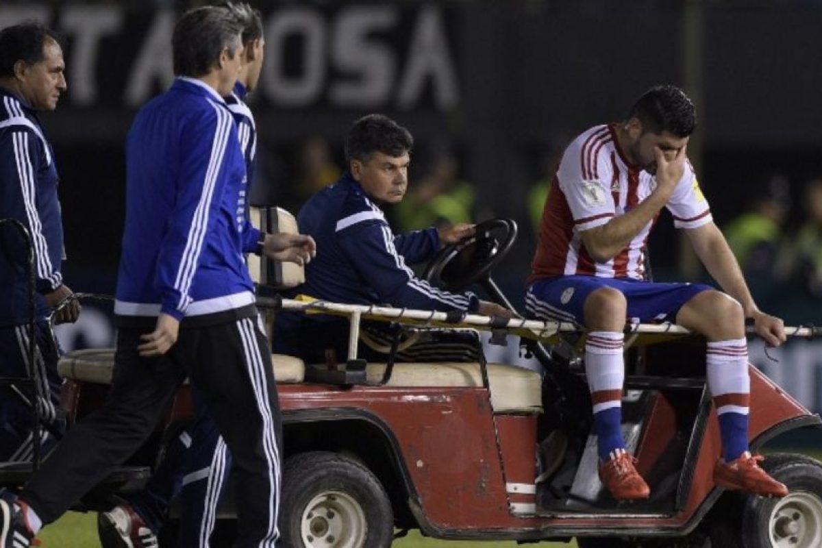 4. Paraguay Foto:Getty Images. Imagen Por: