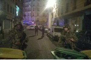 Las fuerzas militares también se han puesto en camino. Foto:vía Twitter. Imagen Por: