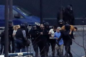 El atentado terminó con la muerte del terrorista de ISIS Amedy Coulibaly y cuatro rehenes, todos judíos. Foto:AFP. Imagen Por: