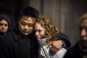 14 de febrero- Ataque en Copenhague, Dinamarca Foto:AFP. Imagen Por: