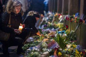 Una persona resultó muerta y otras tres heridas en un atentado realizado durante un foro sobre la libertad de expresión y la blasfemia. Foto:AFP. Imagen Por: