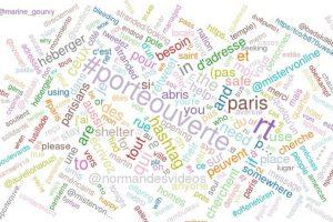 Es #PorteOuverte. Foto:vía Twitter. Imagen Por: