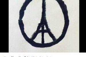 Pero lo que se está haciendo en París ya corrió la voz. Foto:vía Twitter. Imagen Por: