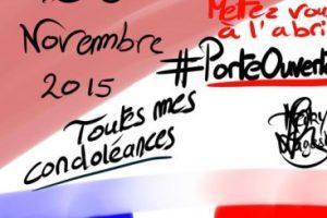 Por ahora, la estupefacción mundial ante el atentado no cesa. Foto:vía Twitter. Imagen Por: