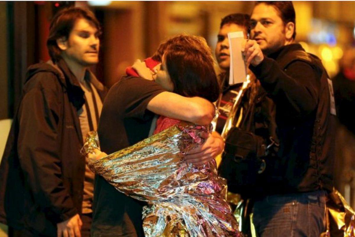 También se arrestó a un francés de 41 años. Foto:vía AFP. Imagen Por: