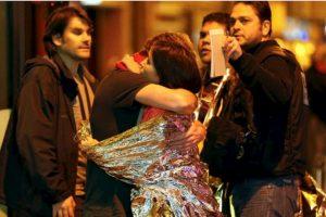 Uno fue abatido por la policía. Foto:vía AFP. Imagen Por: