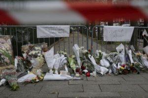 Para cuando llegó la policía fue peor. Foto:vía AFP. Imagen Por: