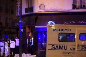 En la inmolación murieron cuatro policías. Foto:vía AFP. Imagen Por: