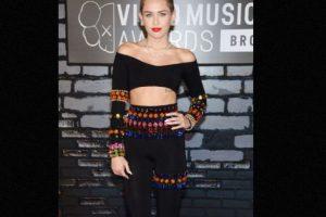 Miley Cyrus nació para ser controversial. Foto:vía Getty Images. Imagen Por: