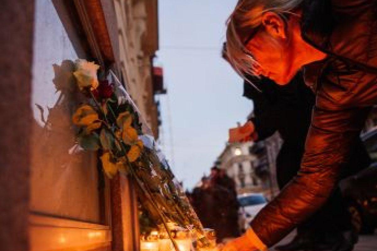 129 personas fallecieron por los ataques del pasado viernes. Foto:AFP. Imagen Por: